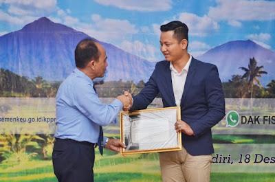 Raih Predikat Kinerja Terbaik Penyaluran Dana Desa, Bupati Nur Arifin Harapkan Konvergensi Penanganan Stunting Hingga Tingkat Desa