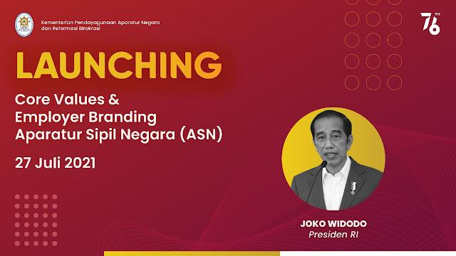 Percepat Transformasi ASN, Presiden Jokowi Lakukan Hal Ini