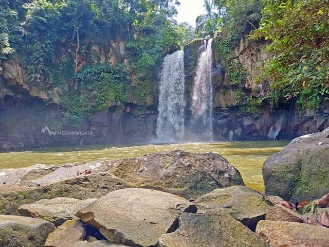 Wisata Air Terjun Simonang-Monang, Bandar Pulau Kabupaten Asahan