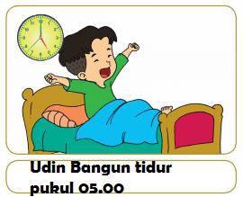 Udin Bangun tidur pukul 05.00 www.simplenews.me