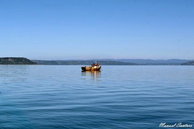 Specchio di mare antistante Tenaun