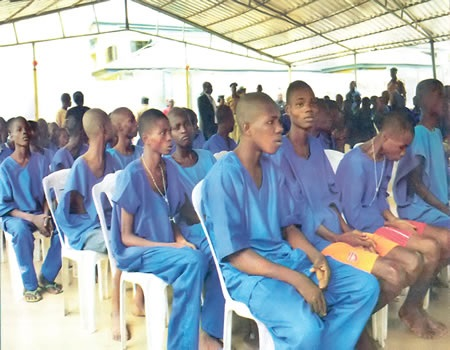 Over 400 detainees in Kuje Correctional Centre get legal aid, says NGO
