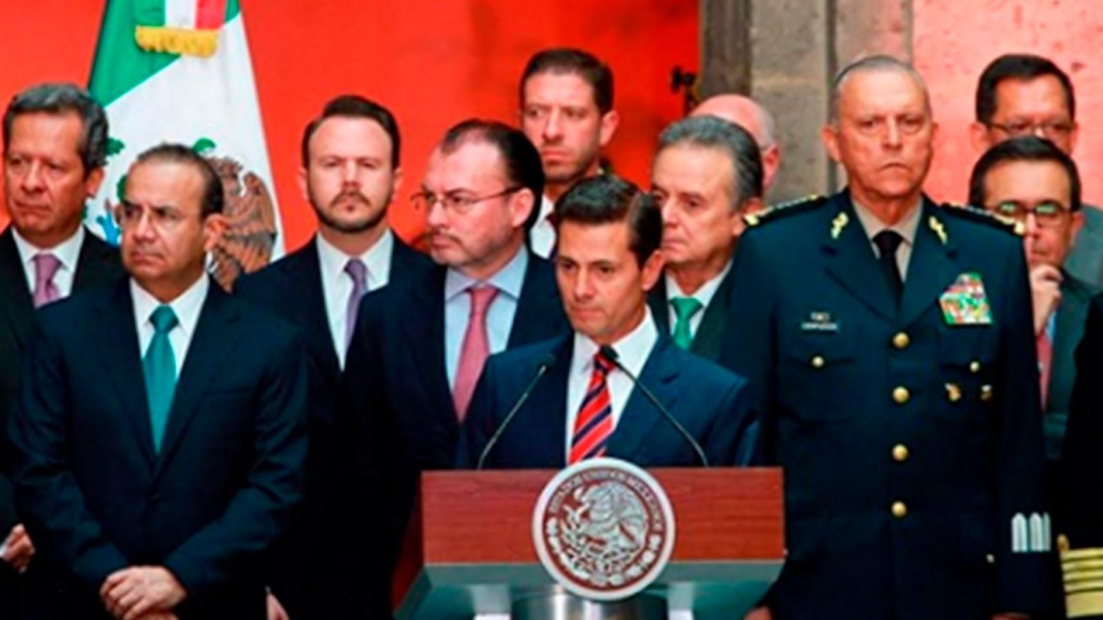 Tiembla EPN: La SCJN autoriza a la Fiscalía de Chihuahua a que investigue a EPN y su gabinete.