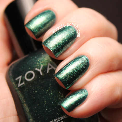 Zoya Logan (work / play / polish)