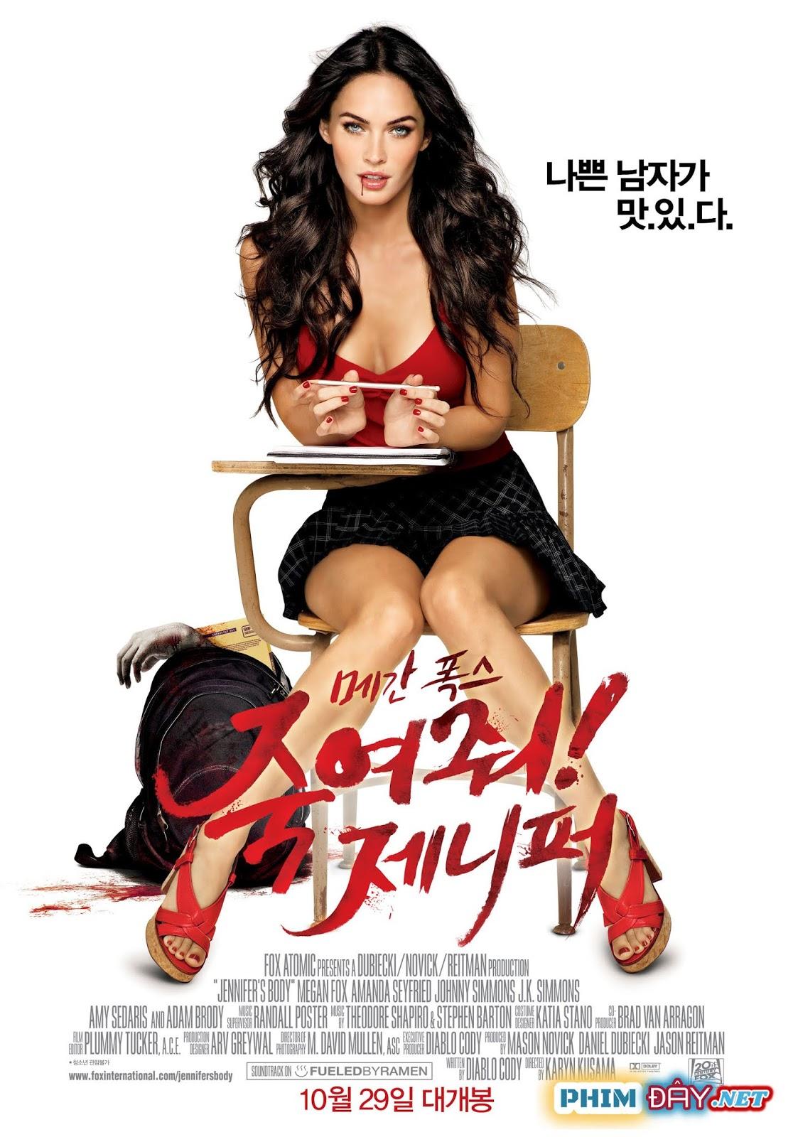 Sức nóng Jennifer - Jennifer's Body (2009)