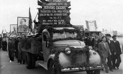 Номерные знаки Латвии в период Латвийской советской республики