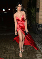 Jasmin Walia in stunning Red Gown ~  Exclusive Galleries 008.jpg