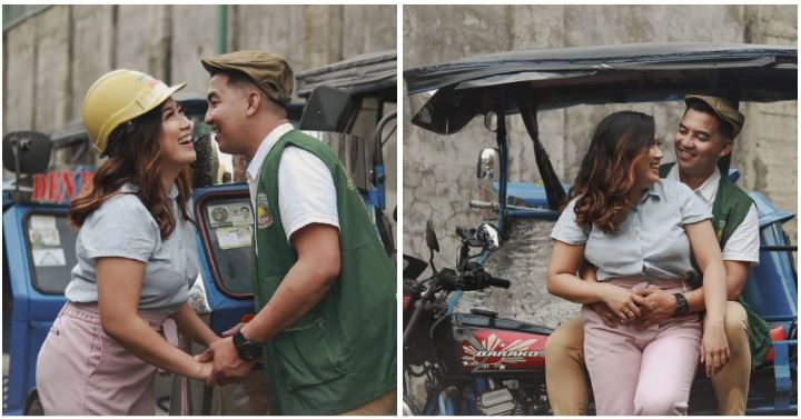 Engineer marries tricycle driver, story goes viral
