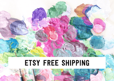 FREE SHIPPING! Spend $35 in my Etsy Shop