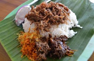 Nasi Krawu Khas Gresik di Surabaya