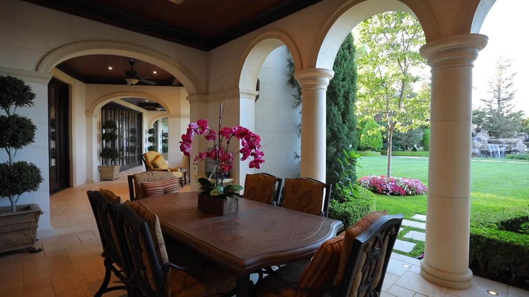 53 Interior Photos vs. Tour 25365 Prado De La Felicidad, Calabasas, CA Ultra Luxury Classic French Chateau
