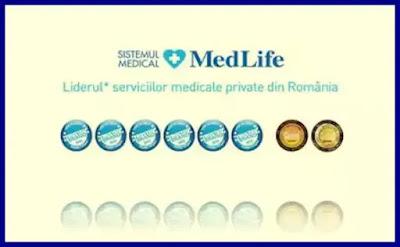 lista programare medici clinica medlife grivita