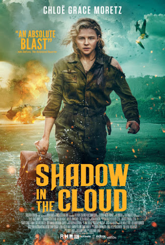 Shadow in the Cloud (Web-DL 720p Ingles Subtitulada) (2020)
