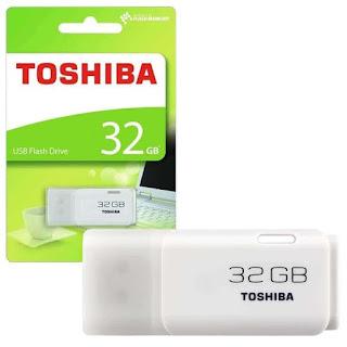 Daftar Harga Flashdisk Toshiba Murah Original Terbaru
