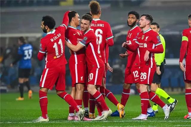 ليفربول يرفض انضمام لاعبيه للمنتخبات في حال خضوعهم للحجر الصحي