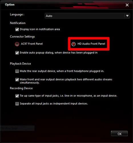 سماعات-لا-تعمل-windows-10-hd-audio-ac97