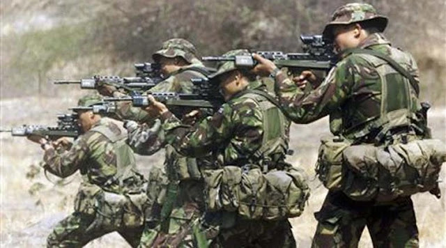 274 Gorkha soldiers, kin cross border, collect pension