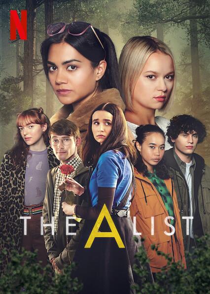 The A List (2021) Segunda Temporada NF WEB-DL 1080p Latino