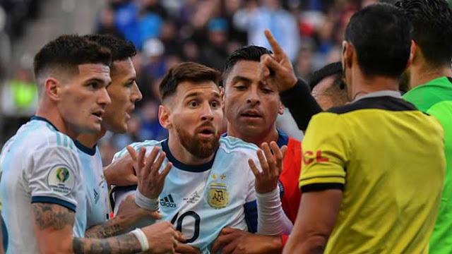 Brazil làm vua bóng đá nam Mỹ, lời tố cáo của Messi có chính xác?
