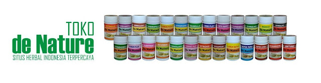 Cara Pemesanan Obat Herbal De Nature