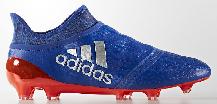0216f5fb438ad Originals Blue Adidas X 16+ PureChaos 2016-2017 Boots Released