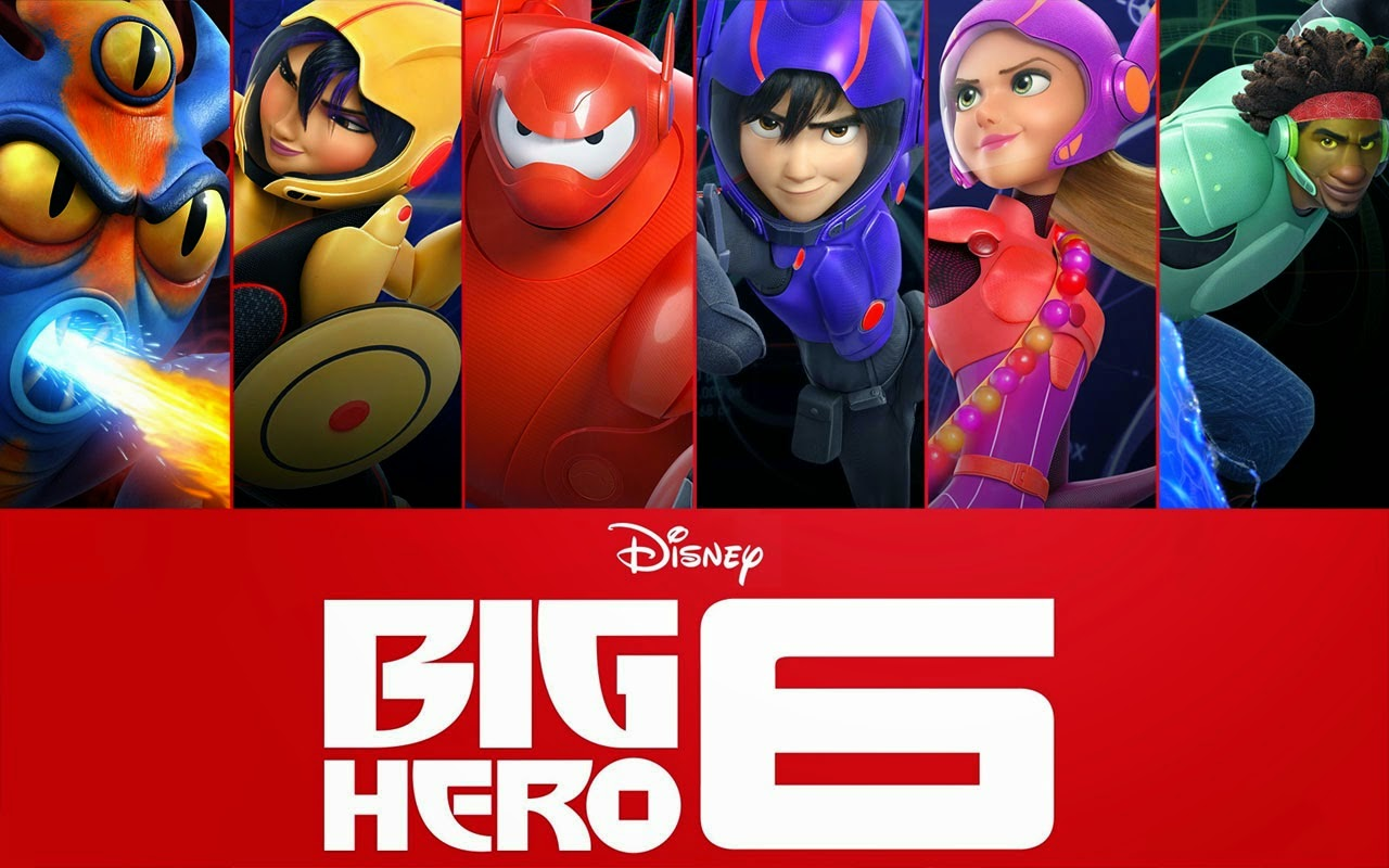 Cinematosis 6 Grandes Héroes 1 Gran Historia