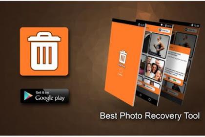 Cara mengembalikan foto yang terhapus di android lewat aplikasi