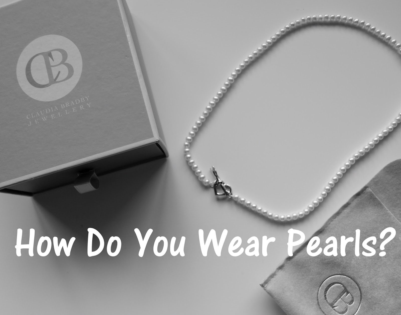 How Do You Wear Pearls?
