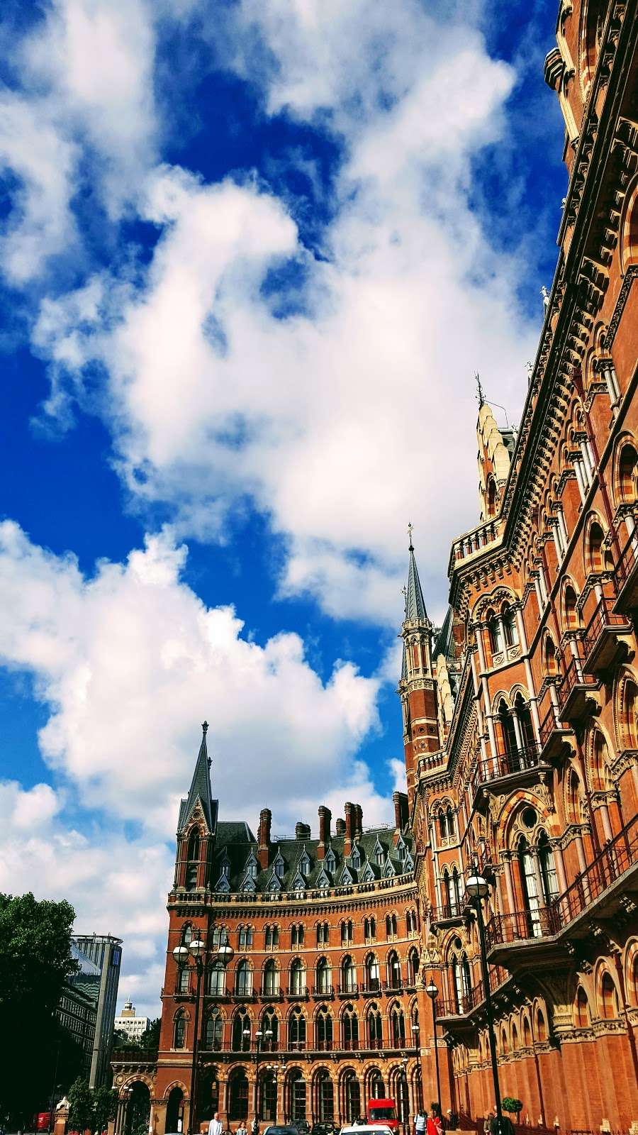 London St Pancras International Station