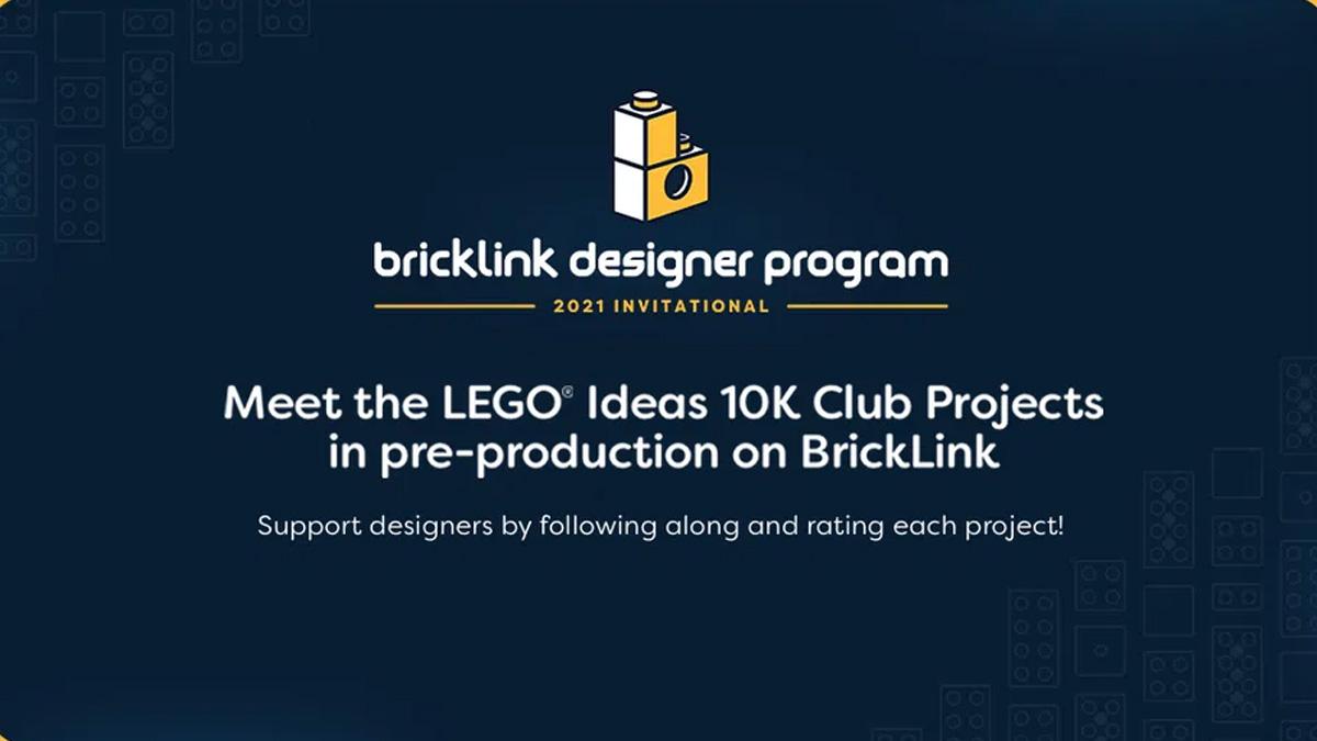 ブリックリンクで一部レゴアイデアレビュー不合格作品が製品化へ