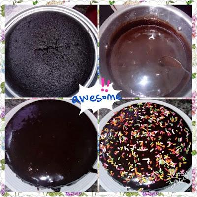 Resepi Kek Coklat Kukus Dan Bakar Paling Simple
