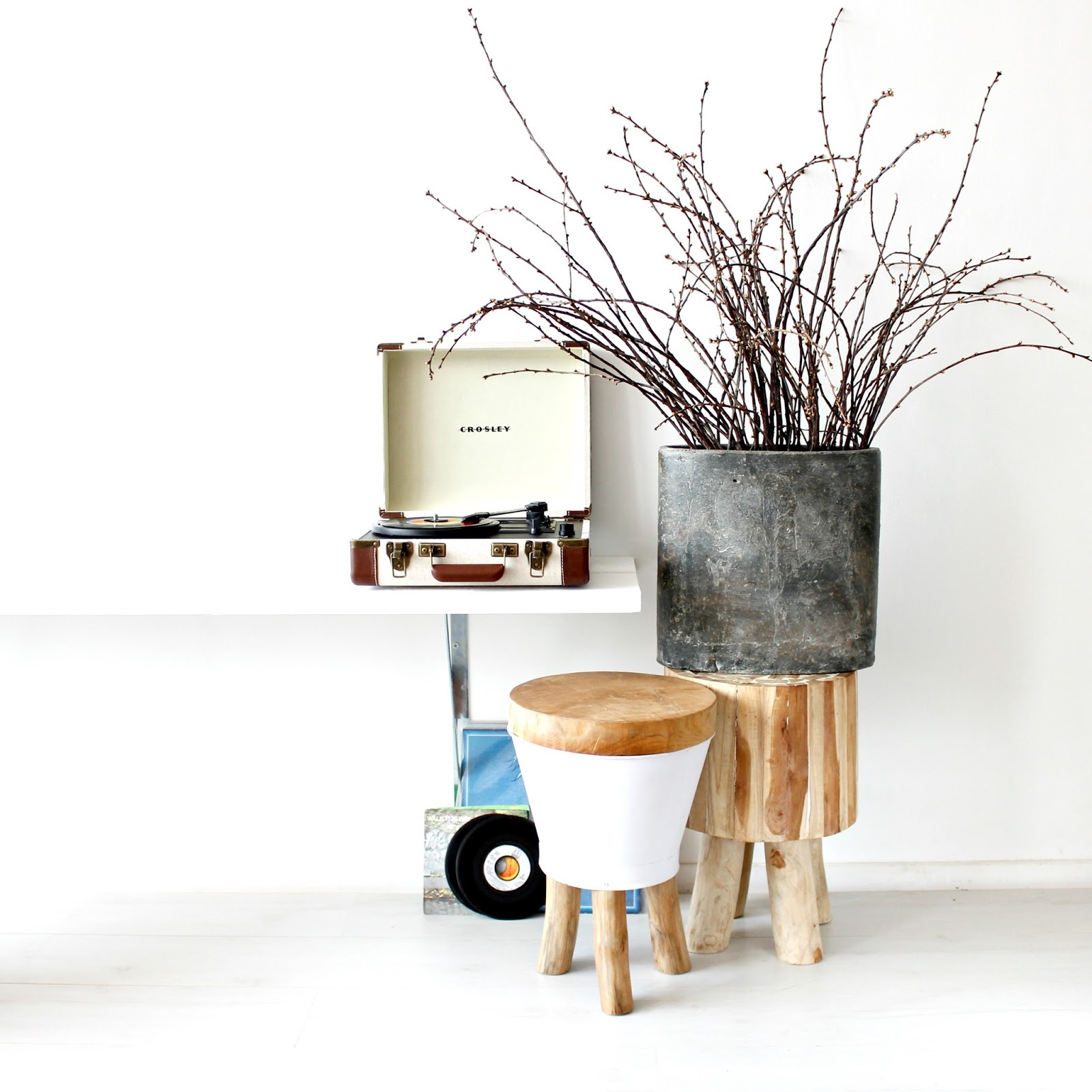 By Boo cosy stools collection