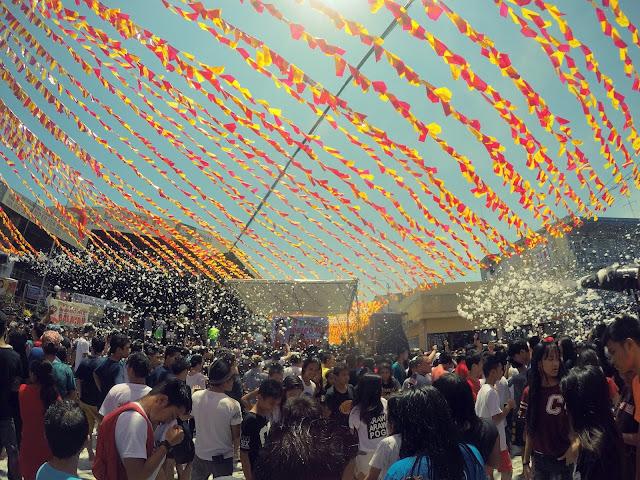 Basaan 2017 at Parada ng Lechon 2017