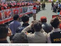Ratusan Eks OPM Gabung NKRI dan Rayakan Hari Kemerdekaan di Papua