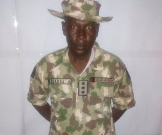 Boko Haram: Army promotes master sergeant to captain for bravery