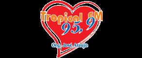 Rádio Tropical FM de Caldas Novas GO ao vivo