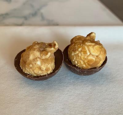 Joe & Seph's Milk Chocolate Popcorn Bites