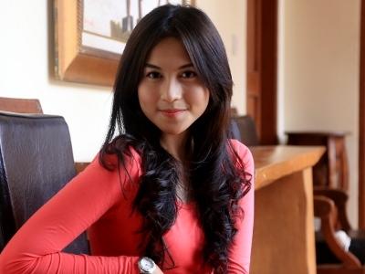 Profil dan Biodata Angela Gilsha