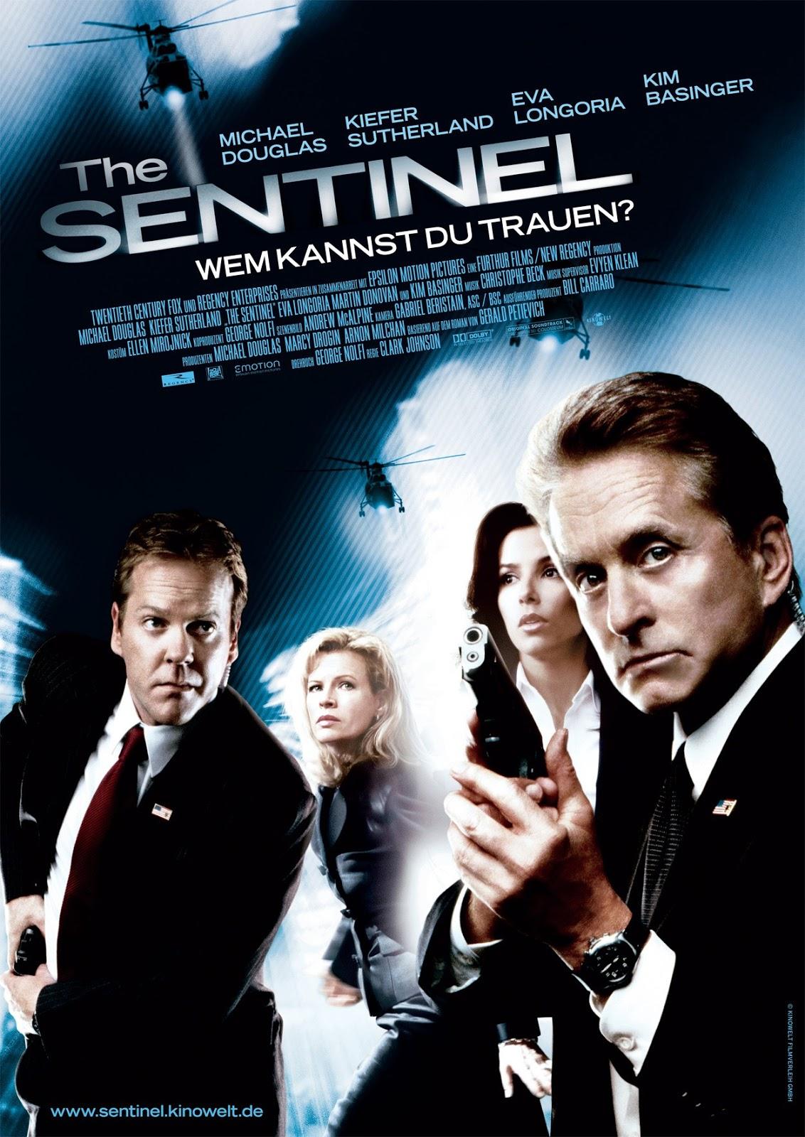 The Sentinel เดอะ เซนทิเนล โคตรคนขัดคำสั่งตาย [HD][พากย์ไทย]