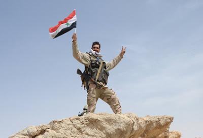 Siria: La recuperación de Palmira representa un triunfo sobre la barbarie