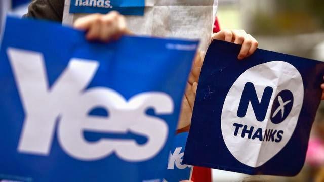 スコットランド独立投票