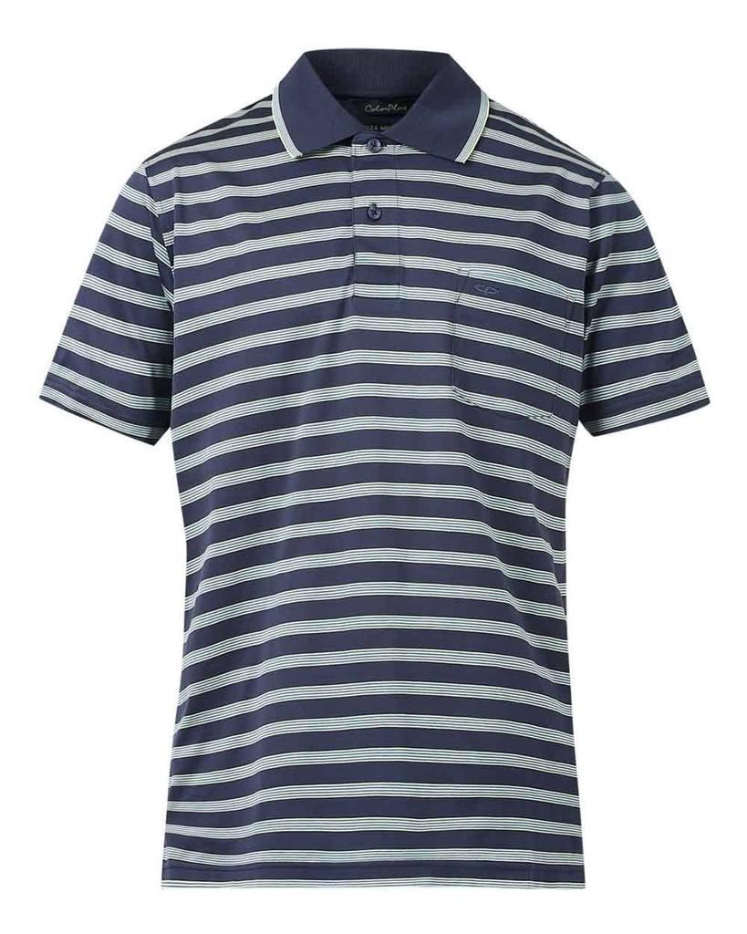 Dark Blue Classic Fit T-Shirt