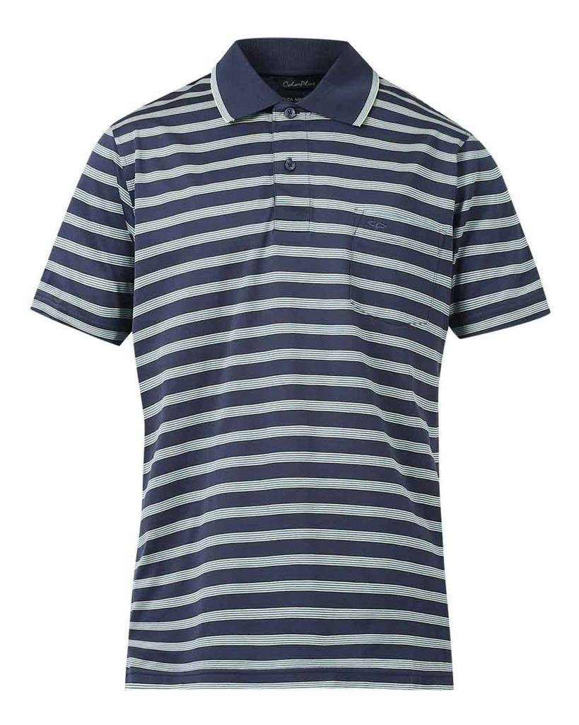 Dark Blue Classic Fit T-Shirt