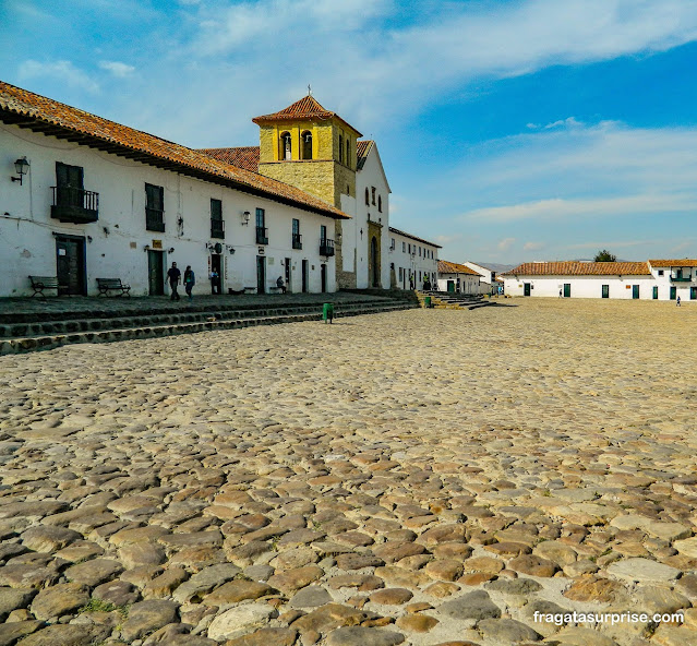 Villa de Leyva, Colômbia