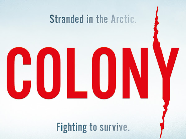 Book Review | Colony by Benjamin Cross