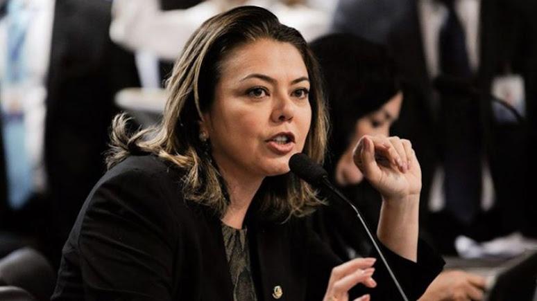 Senadora Leila do Volei