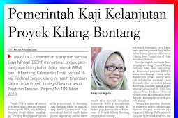 Government Assesses Continuation of Bontang Refinery Project