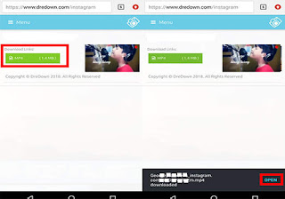 Cara menyimpan video dari instagram terlengkap dan mudah