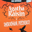 "M. C. Beaton  - ""Agatha Raisin i zmordowani piechurzy"" -Tom IV"