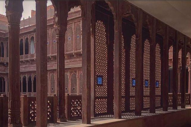 Narendra Bhawan of Bikaner